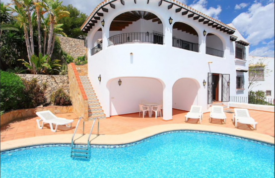 Detached house in Monte Pego, Denia