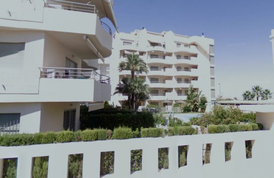 Apartment with swimming pool in second line from the sea in Daimuz, Gandía